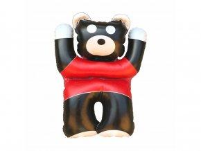 Červenočerný medvídek pro nejmenší