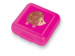 Svačinová krabička ježek / Sandwich Keeper Hedgehog