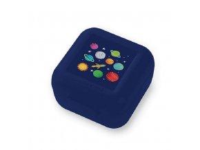 Svačinová krabička vesmír malá, sada 2ks / Snack Keeper space
