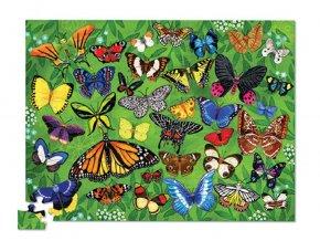 100 pc Puzzle/Butterflies