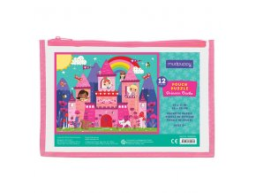 Pouch Puzzles/Princess Castle (12 pcs)