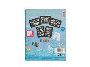 Foil Art/Under the Sea