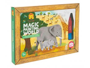 Magic Painting/Safari Adventures (New)