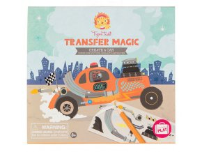 Transfer Magic - Vytvoř auto / Create a Car