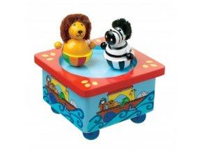 music box noahs ark
