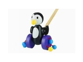 Push Along pinguine 1