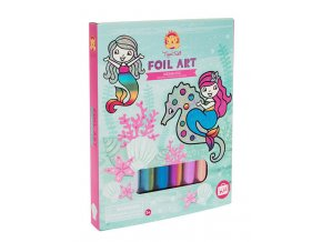 Foil Art/ Mermaids