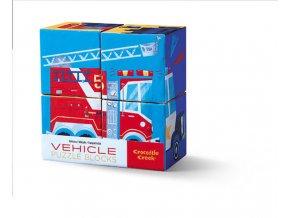 Puzzle Blocks Vehicle
