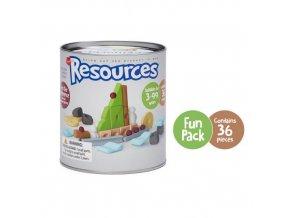 Resources® Fun Pack (36 Pcs.)