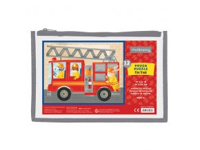 Pouch Puzzle/Fire Truck