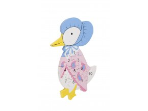Number Puzzle Jemima Puddle Duck