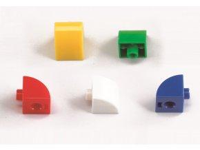Spojovací kostky 2cm - Třídní set (500 ks) / 2cm Linking Cube Classroom Set (500  pc)