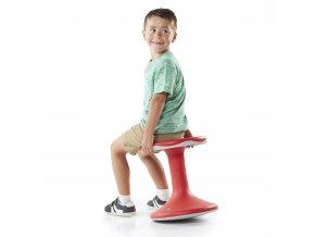 Židle Tilo®  Stool 30.5cm Stool - červená