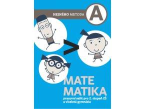 Matematika A pracovní sešit
