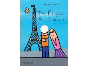 Kniha hra na cestování/Finger Travel Game