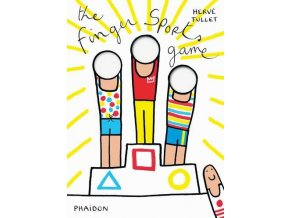 Kniha hra sport/Finger sports game