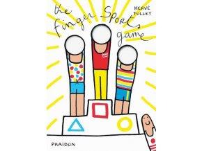 Kniha hra sport/Finger sports game