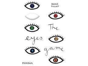 Kniha hra na oči/Eyes Game