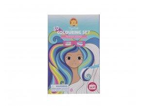 Rainbow Dreams 3D Colouring Set 390 IMG 9855 HR