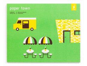 Papírové město 2 - zelené