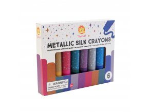 Metallic Silk Crayon Side HR