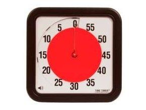 Time Timer velký (30x30 cm)