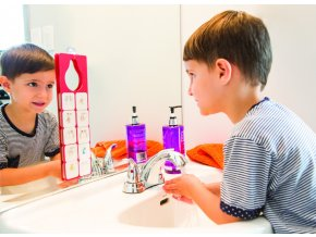 Nauč se mýt ruce (anglicky) / Learning to wash your hands (english)
