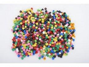 1cm Interlocking Cubes (1000)