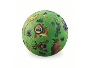 9884 play ball 18 cm divoka zvirata very wild animals