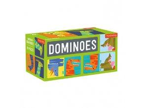 Domino - Dinosauři / Dominoes - Dinosaurs