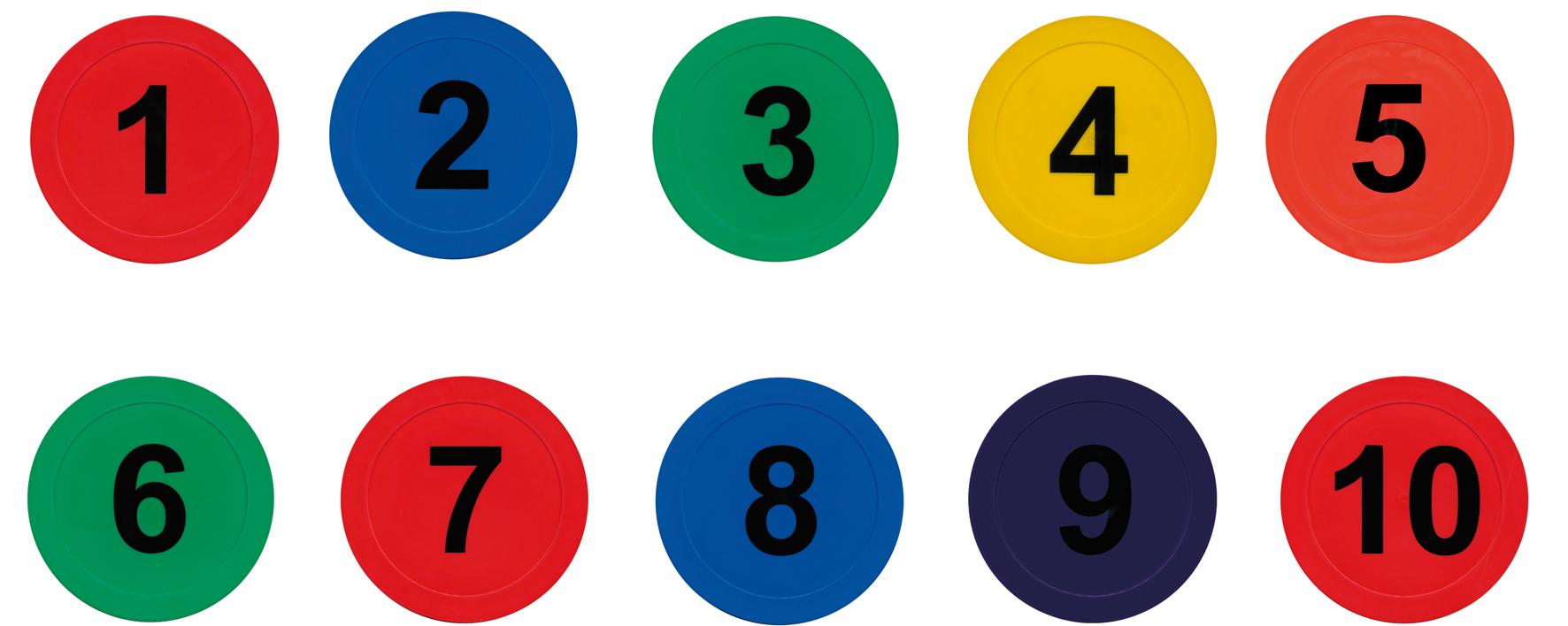 Levně Edu Play Floor Numbers