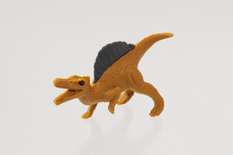 Iwako Gumy / Dinosaur 2 – hnědošedý