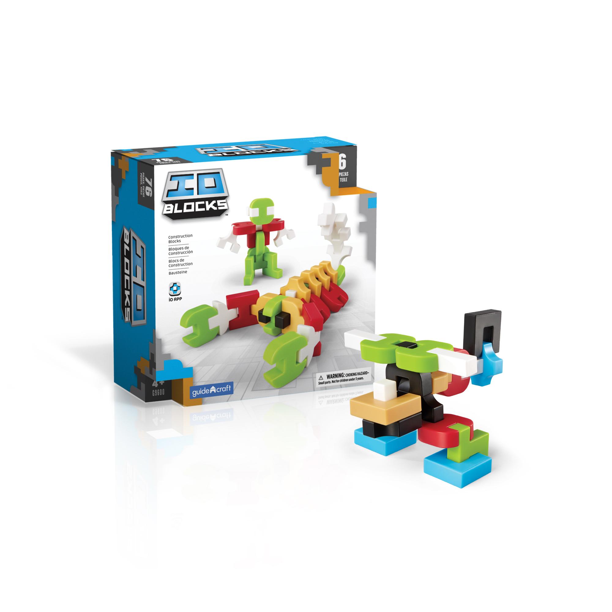 Levně GuideCraft IO Blocks set 76