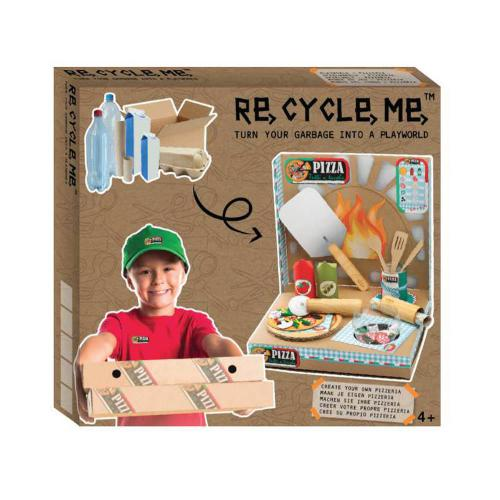 Fun2 Give Re-cycle-me - Pizzerie