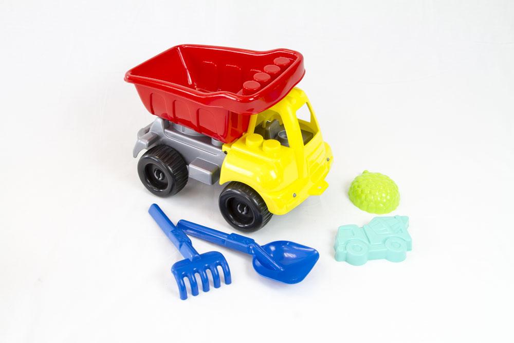 Levně Frabar Super náklaďák s příslušenstvím - 5 ks