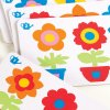 Magnetické květiny - roztřídit a porovnat / Flower Pot Sort and Match