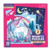 Magnetické puzzle - Jednorožec / Magnetic Fun - Magical Unicorns