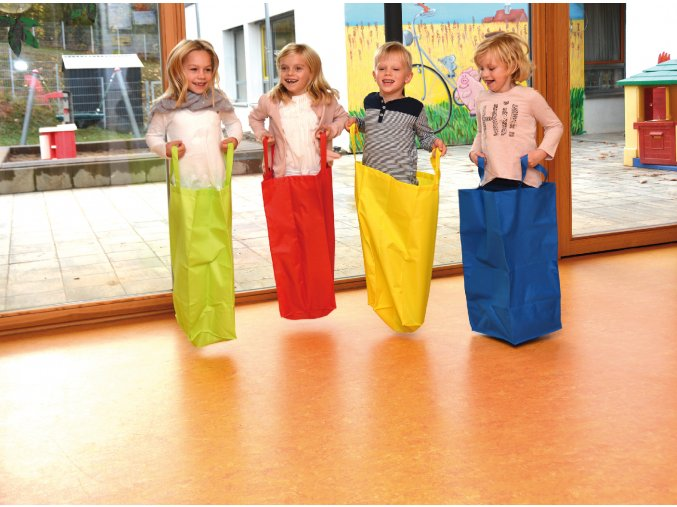 Sack race, set of 4