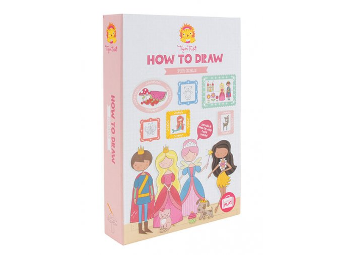 How to Draw - Rozprávky / How to Draw - Fairy Tales
