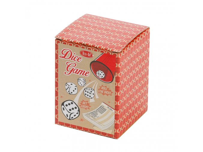RT17811 Dice Game Retr oh 3