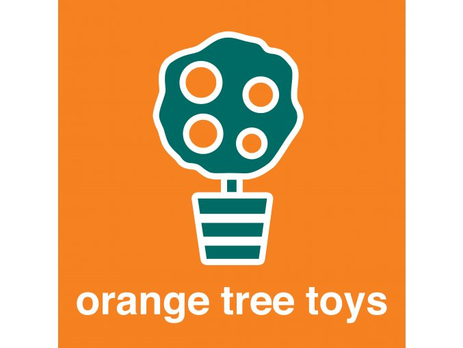 OTTH233 orange tree toys wooden letter H for horse 300x300