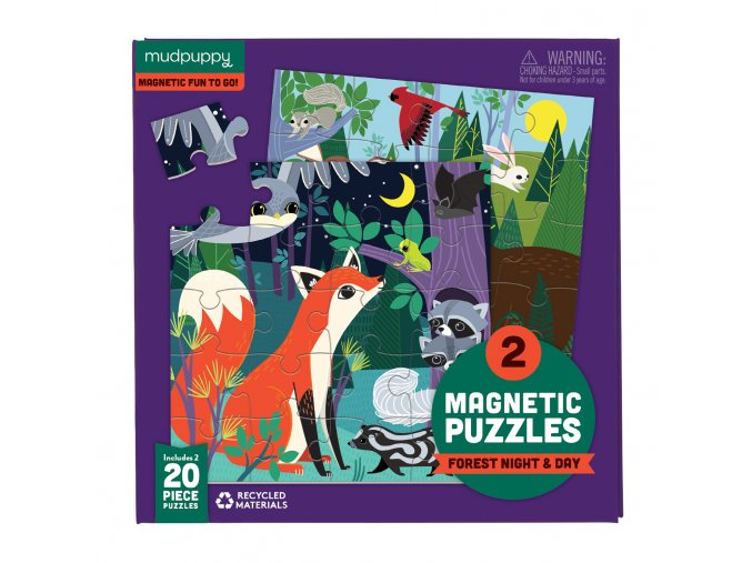 9212 magnetic fun forest night day