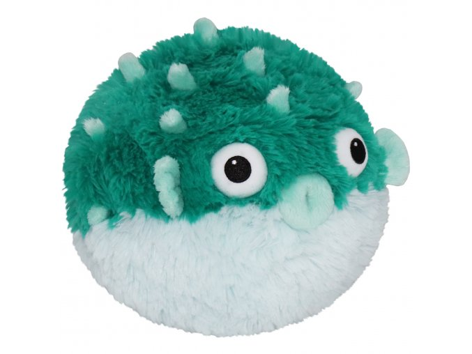 9029 teal pufferfish