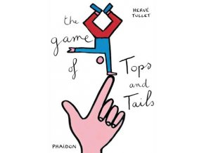 Kniha Hra hore dole/The Game of Tops and Tails