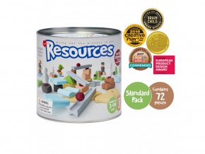 Resources®  Standard Pack (72 Pcs.)