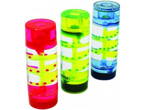 Sensory Spirála Set (3ks) / Spiral Tube Set (Pk3 150x50mm)