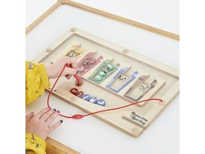 7151 recycle magnetic board recyklacni magneticka tabule