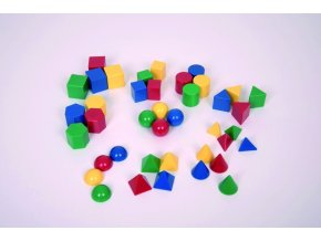 "1"" Geometric Solids (40)"