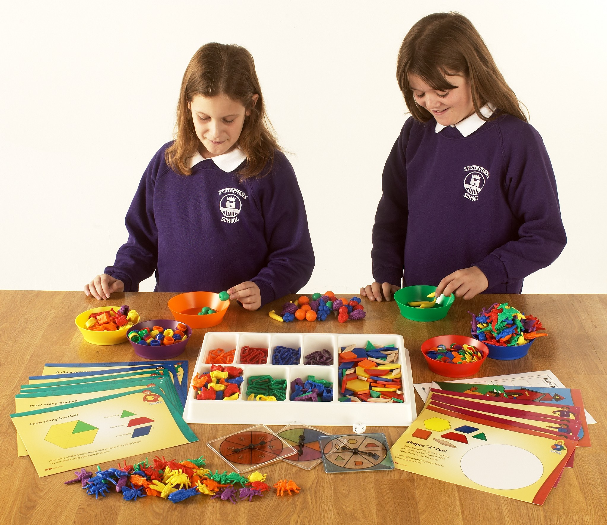EDX Education Triediaci set / Counting and sorting set