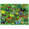 croc creek 36 animal puzzle butterflies 300pc 2